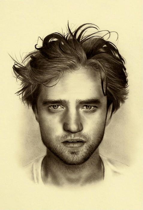Robert Pattinson by ObscureThing